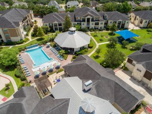 Apartments in Katy, TX - Aerial View of Community (2)